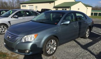 Used 2008 Toyota Avalon XLT – Blue full
